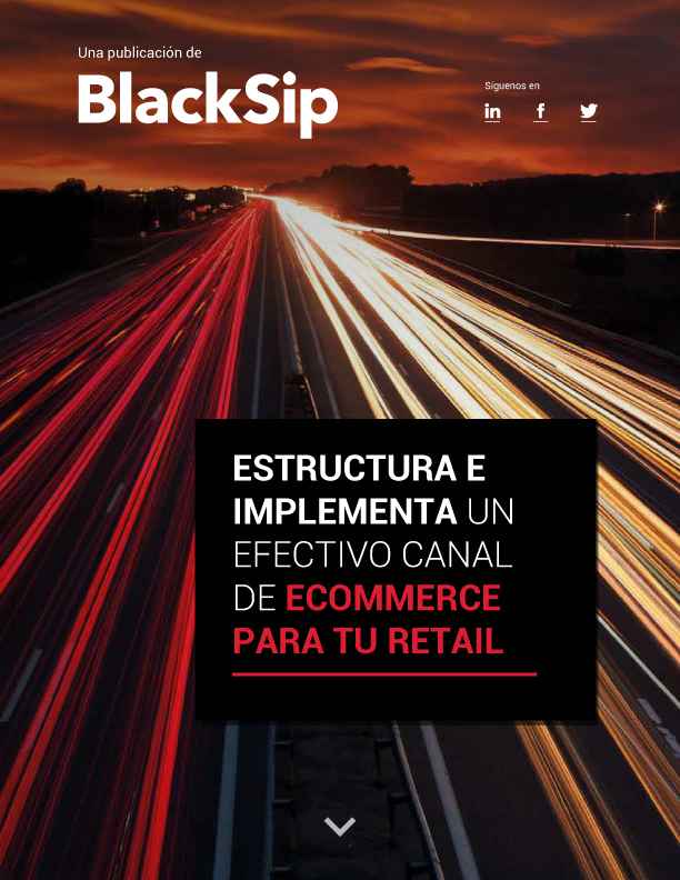 Estructura e implementa un e-commerce rentable y eficiente para retail
