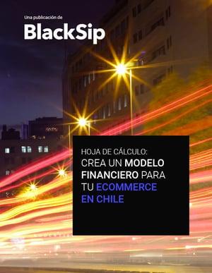 estado de pérdidas y ganancias (PyG) proyectado de un canal de e-commerce en Chile