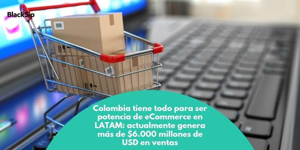 Comercio Electrónico en Colombia para el futuro