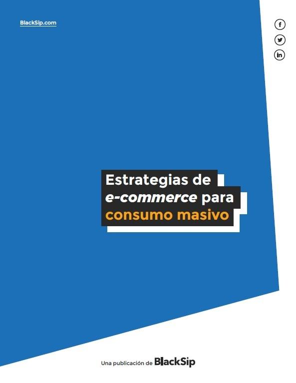 Ecommerce para consumo masivo