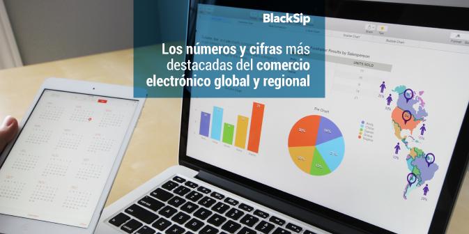 Cifras del e-commerce en el mundo y en Latinoamérica en 2020