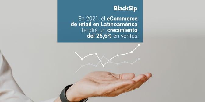 Cifras clave del eCommerce en Latam durante 2021
